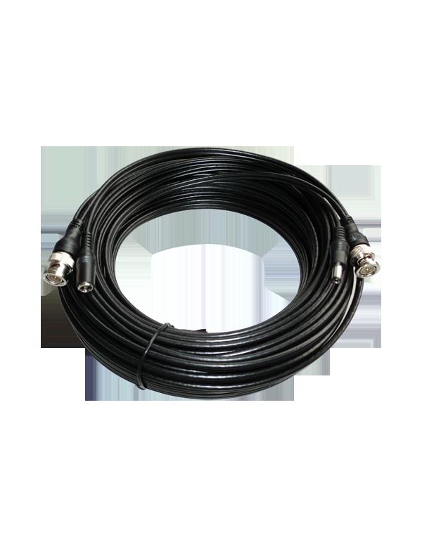 câble coaxial RG59 20m dahua xvr7208an