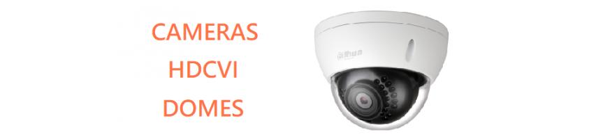 Caméras HDCVI Dômes
