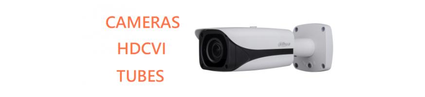 Caméras HDCVI Tubes