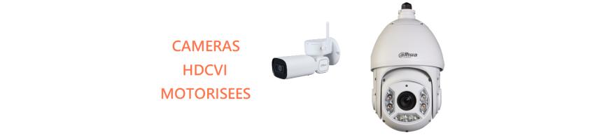 Caméras Vidéosurveillance HDCVI Motorisées PTZ DAHUA | Microview