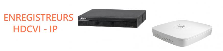 Enregistreur Vidéosurveillance HDCVI, IP et Analogique | Microview