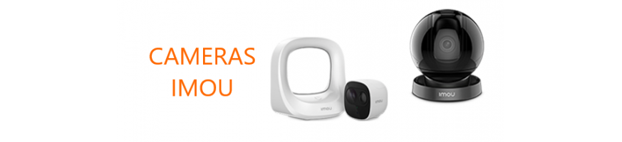Nouvelle gamme de caméras DAHUA : IMOU | Microview